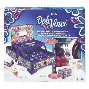 Hasbro Doh Vinci : Boîte à bijoux Magique