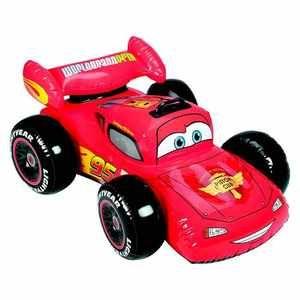 Intex Voiture Disney Cars à chevaucher