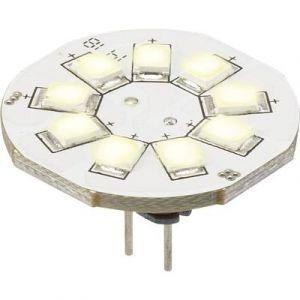 Renkforce Ampoule LED G4 9283c76a à broches 1.5 W = 10 W blanc chaud (Ø x L) 23 mm x 16.75 mm EEC: A 1 pc(s)