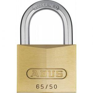 Outifrance Abus - Cadenas laiton 50 mm + 6 clés -