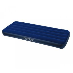 Intex Downy - Matelas gonflable 1 place