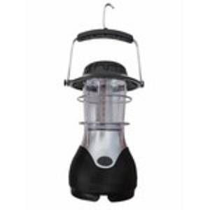 Image de Eqwergy Lanterne solaire et dynamo avec batterie de secours Hippo