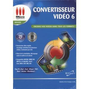 Convertisseur vidéo 6 [Windows]