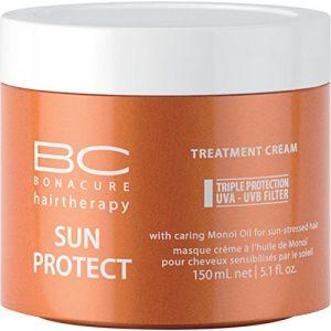 Schwarzkopf Masque Sun Protect - Masque crème à l'huile de Monoï