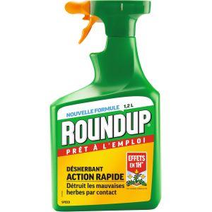 Roundup BIO désherbant jardins