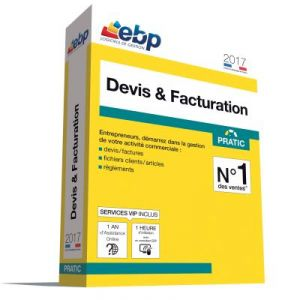 Devis & Facturation Pratic 2017 + VIP [Windows]