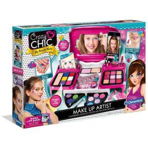 Clementoni Crazy Chic Make-Up Artist