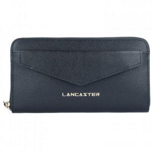 Lancaster Compagnon en cuir ref_lan41881-noir-19*11*2.5
