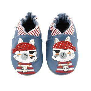 Robeez Pirate Catz - Chaussons bébé