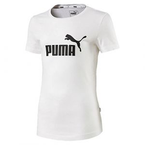 Puma T-shirts Ess White - 176