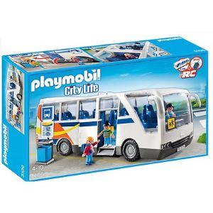 Playmobil 5106 City Life - Car scolaire