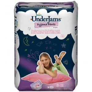 Pampers Underjams taille L/XL (+27 kg) - 9 sous-vêtements