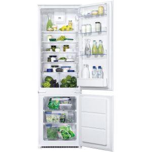 Faure FBB28468SV - Réfrigérateur combiné encastrable