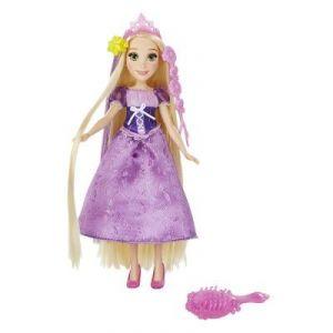 Hasbro Poupée Disney Princesses : Raiponce chevelure de rêve