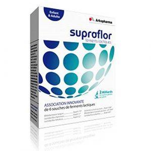 Arkopharma Supraflor - Ferments lactiques 6 souches, 30 gélules