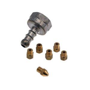 Sauter Kit d'injecteurs butane / propane pour four