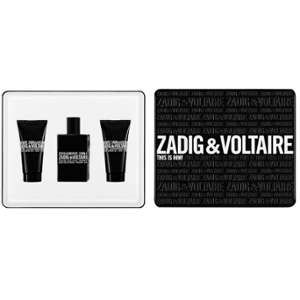 Zadig & Voltaire This is Him! - Coffret eau de toilette et 2 gels douche