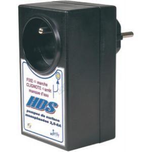 jetly Coffret manque d'eau HDS - Relais hydraulique