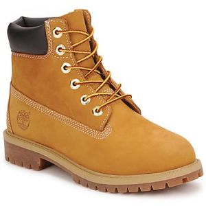 Timberland 6in Premium 12909 velours Femme 35,5 Ocre