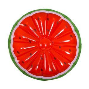 Jilong Matelas rond gonflable pastèque pour piscine
