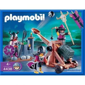 Playmobil 4438 - Barbares Catapulte