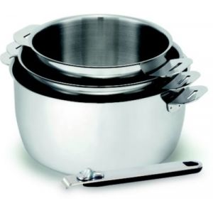 Beka SET KITCHEN FUN Move On 3 casseroles 16- - 12566954