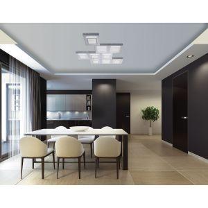 Paul neuhaus Dalle LED extension) 10 W blanc chaud TILING 6723-95 aluminium