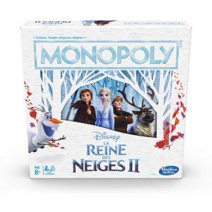Hasbro Monopoly La Reine des Neiges 2
