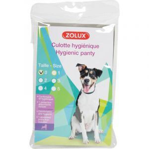 Zolux Culotte hygiénique de protection