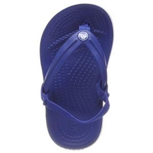 Crocs Crocband Flip Gs, Tongs Mixte Enfant, Bleu (Blue Jean) 34/35 EU