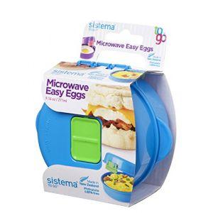 Sistema To Go Facile à œufs, Couleurs Assorties, 9.16 oz
