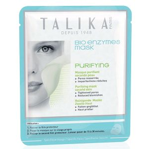 Talika Masque Bio Enzymes purifiant seconde peau