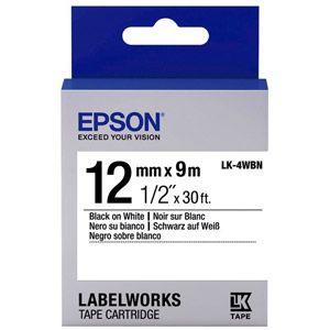 Epson LK-4WBN noir/blanc