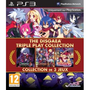 Disgaea Triple Play [PS3]