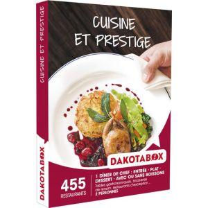 Dakota Box Cuisine et prestige - Coffret cadeau 455 restaurants