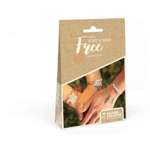 Graine Créative Kit bijoux porte-bonheur Free