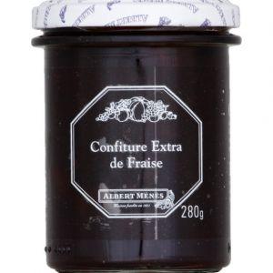 Albert ménès Confiture extra de fraise - Le pot de 280g