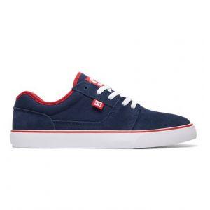 DC Shoes Chaussures tonik bleu fonce rouge 42 1 2