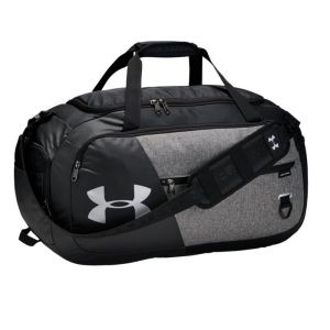 Under Armour UNDENIABLE DUFFEL 4.0 M.D - NOIR - mixte - SAC DE SPORT