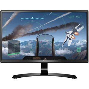 """LG 24UD58 - Monitor LED 24"""" Class 4K UHD"""