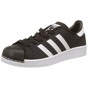 Adidas Superstar, Mixte Enfant, Noir (Core Black Footwear White), 36 2/3 EU