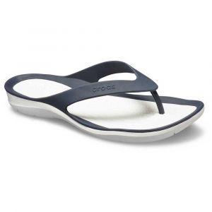 Crocs Tongs Swiftwater Flip - Navy / White - EU 41-42