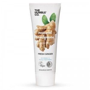 The Humble Co. Natural toohpaste fresh ginger 75 ml