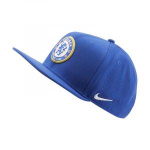 Nike Casquette Pro Chelsea FC - Bleu - Taille Einheitsgröße - Unisex
