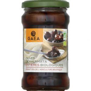 Gaea Olives de Kalamata entières biologiques