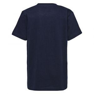 Lego wear Lego Boy Ninjago Cm-50255-T-shirt T-Shirt, Bleu (Dark Navy 590), 104 Garçon
