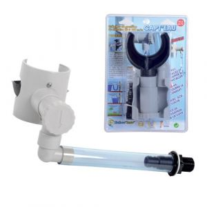 Eda Plastiques Kit Collecteur Premium Capt'Eau Ø 80 à 100 mm
