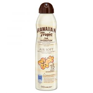 Hawaiian Tropic Brume solaire protectrice Air Soft Silk Hydration SPF 15