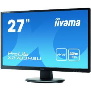 "iiyama Prolite X2783HSU-B1 - Ecran LED 27"""