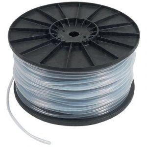 Image de Bobine dévidoir cristal non armé- 100 m- Ø 8 int x Ø 11 ext (mm) - BD